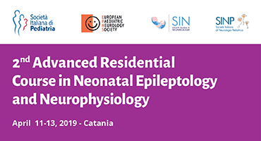2nd Advanced Residential Course in Neonatal Epileptology and Neurophysiology